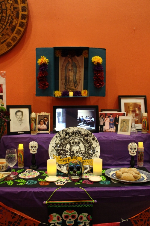 Day of the Dead 1 Copyright Natalia Messer